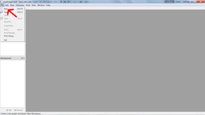 DepthmapX_calculo_sintaxis espacial_1